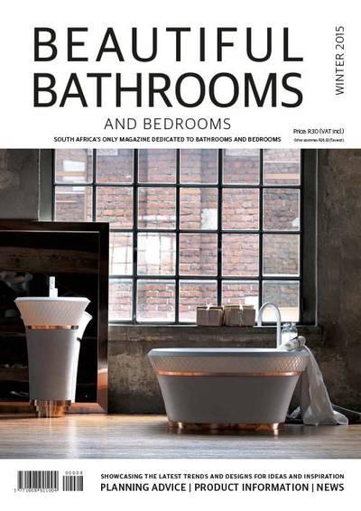 Beautiful Bathrooms & Bedrooms Cover
