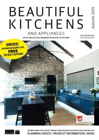 Beautiful Kitchens & Appliances Cover