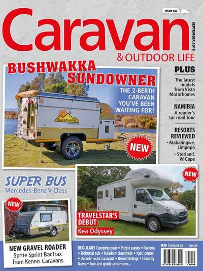 Caravan & Outdoor Life Cover