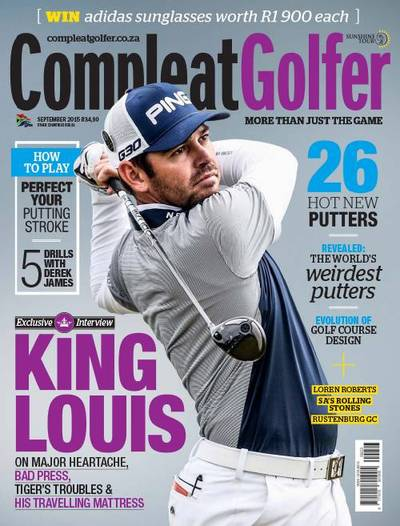 Compleat Golfer, The Cover