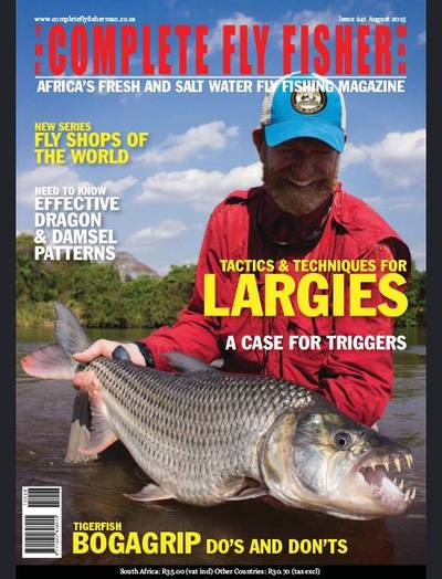 Complete Fly Fisherman, The Cover