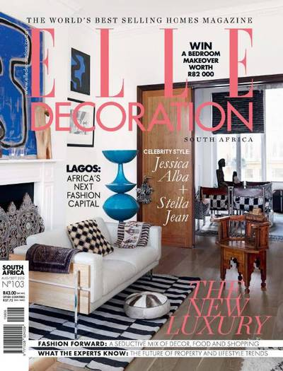 Elle Decoration Cover