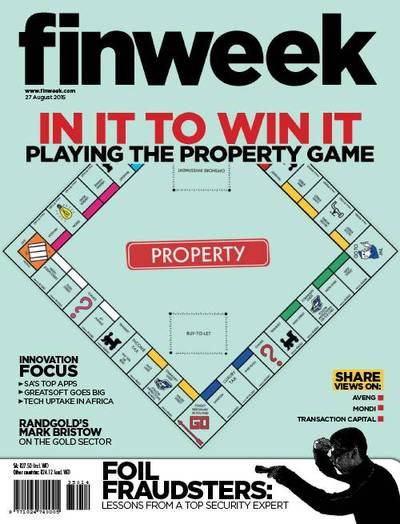 Finweek Cover