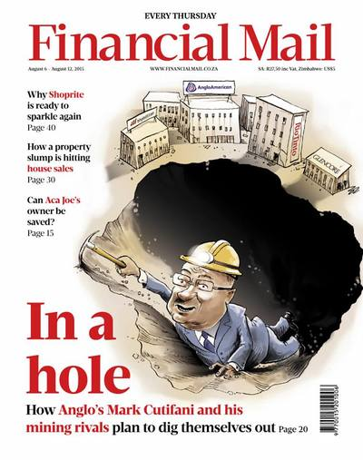 Financial Mail Cover
