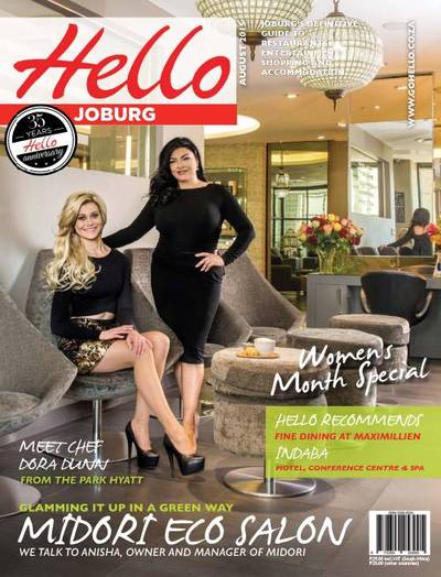 Hello Joburg Cover