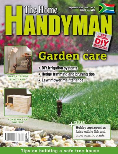 SuspendedListing: Home Handyman, The Cover