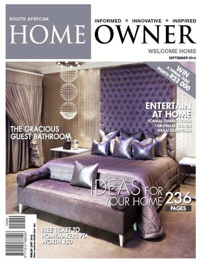Home Owner, SA Cover