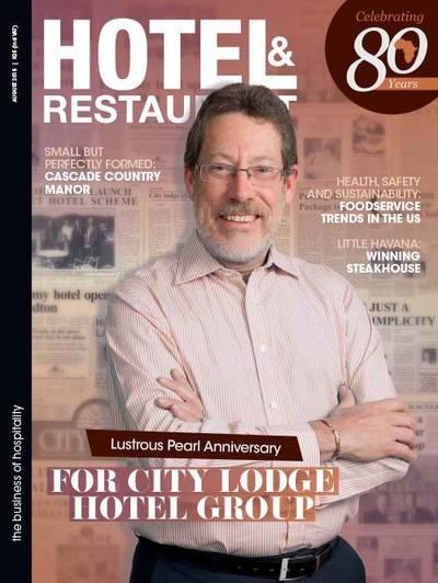 Hotel & Restaurant Cover