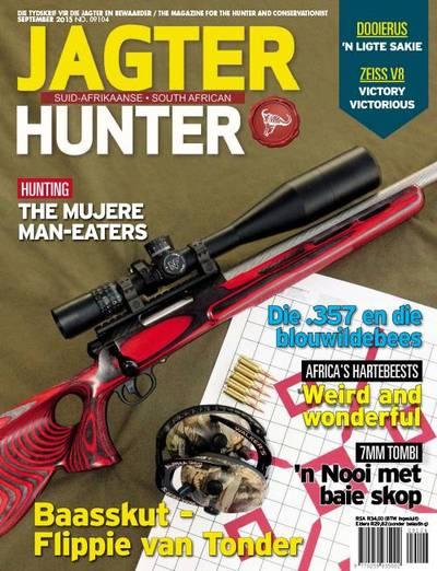 Jagter/Hunter Cover