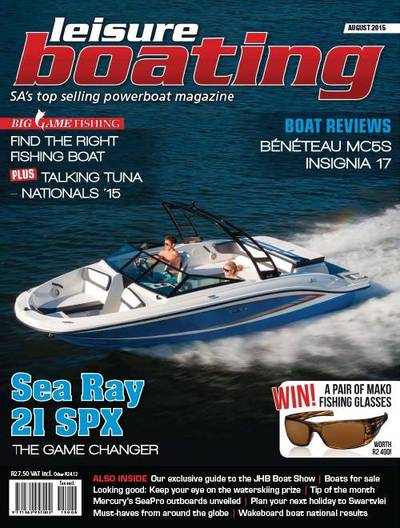 Leisure Boating Cover