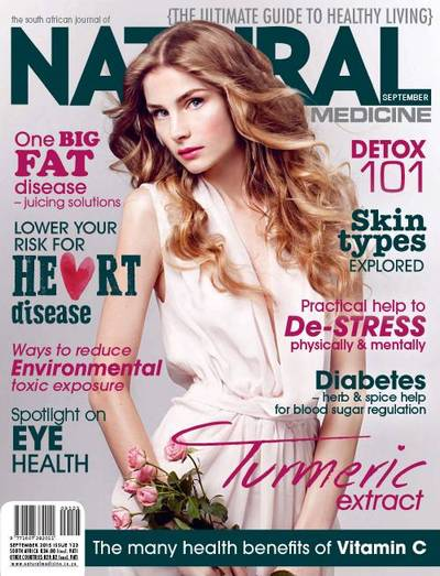 Natural Medicine, The SA Jnl of Cover