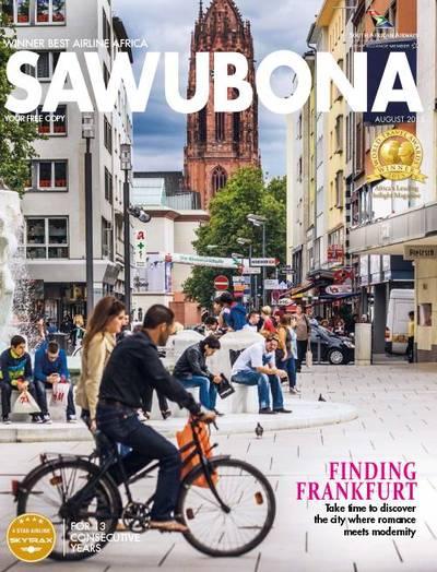Sawubona Cover