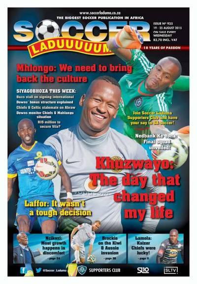 Soccer Laduma Cover