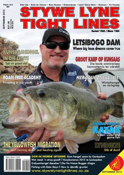 Stywe Lyne/Tight Lines Cover
