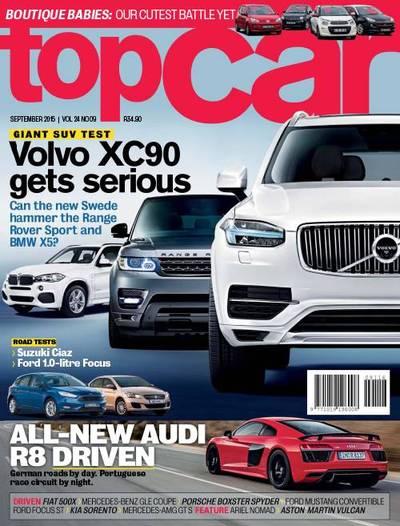 TopCar Cover