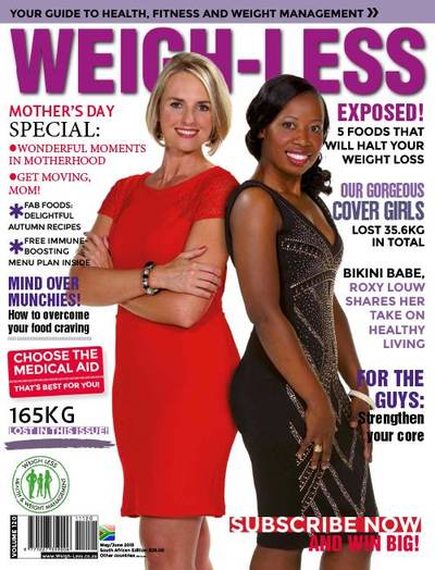 Weigh-Less Magazine, The Cover