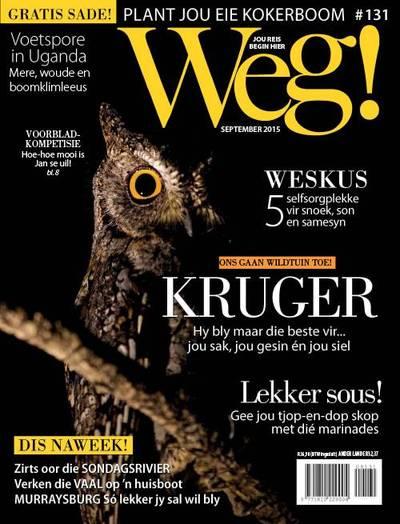 Weg!/Go! Cover