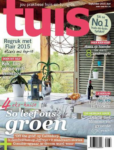 Tuis/Home Cover