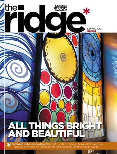Ridge, The Cover