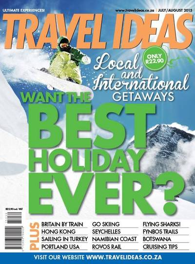 Travel Ideas Cover