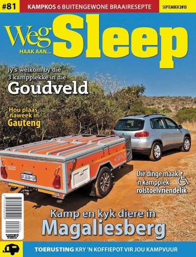 WegSleep Cover