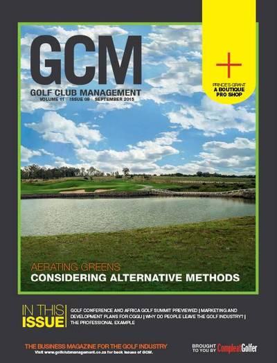 Golf Club Management (GCM) Cover