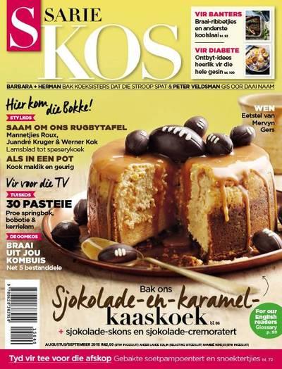 Sarie Kos Cover