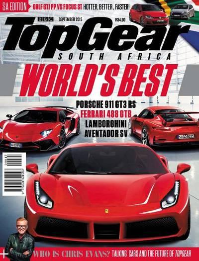 TopGear SA Cover